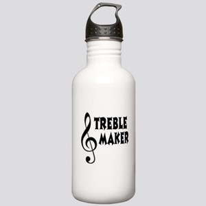 Treble Maker Stainless Water Bottle 1.0L