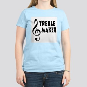 Treble Maker Women's Light T-Shirt