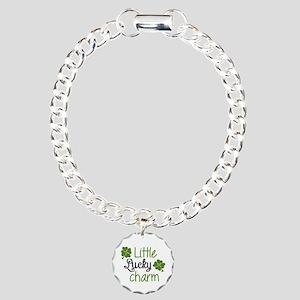 Little lucky charm Charm Bracelet, One Charm