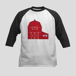 Red Barn Kids Baseball Jersey