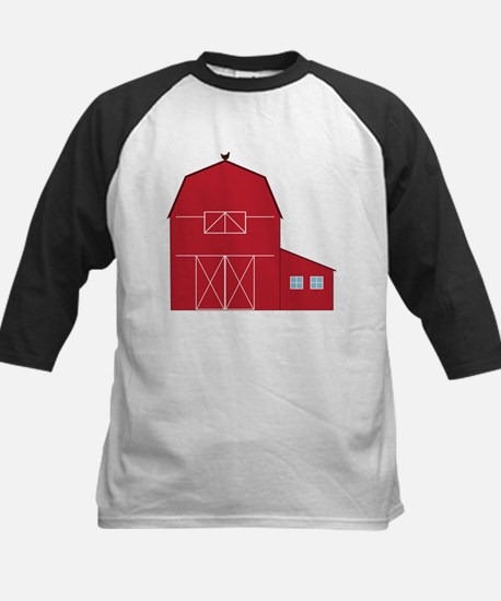Red Barn Kids Baseball Jersey