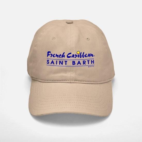 St. Barth Baseball Baseball Cap / 2 Colors!