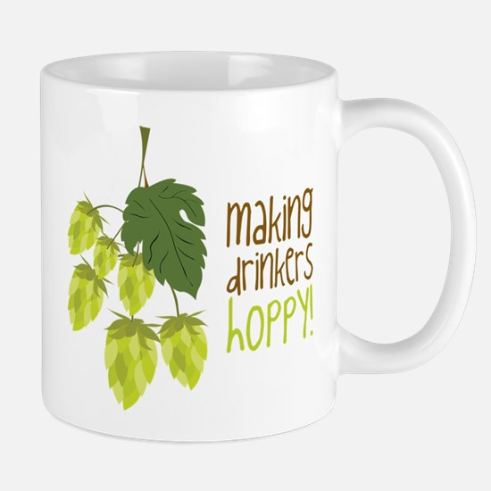 Making Drinkers Hoppy Mug
