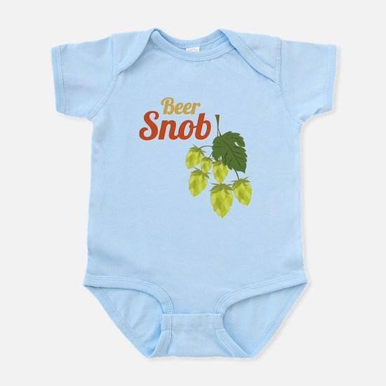 Beer Snob Infant Bodysuit