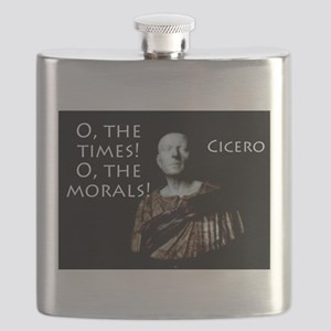 O The Times - Cicero Flask
