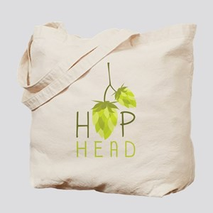 Hop Head Tote Bag
