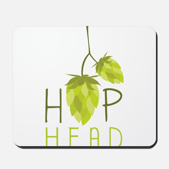 Hop Head Mousepad