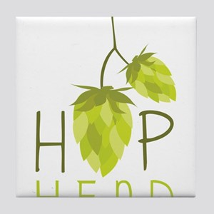 Hop Head Tile Coaster