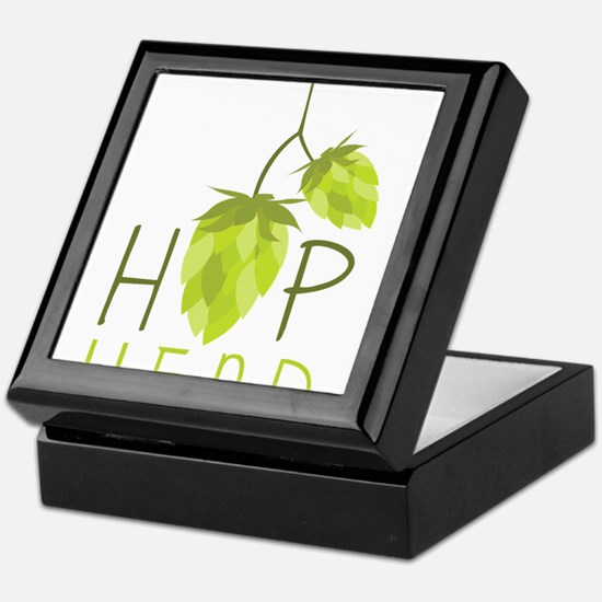 Hop Head Keepsake Box