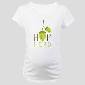 Hop Head Maternity T-Shirt