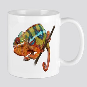 Panther Chameleon on stick Mug