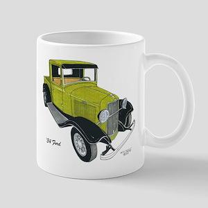 '34 Ford Pickup Mug