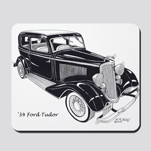 '34 Ford Tudor Mousepad