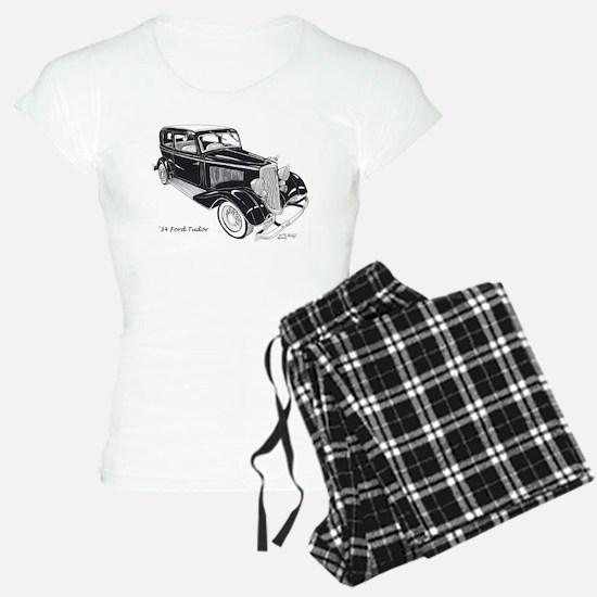'34 Ford Tudor Pajamas