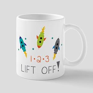 Lift Off! Mug