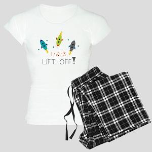 Lift Off! Women's Light Pajamas