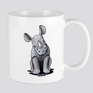 Cute Rhino Mug