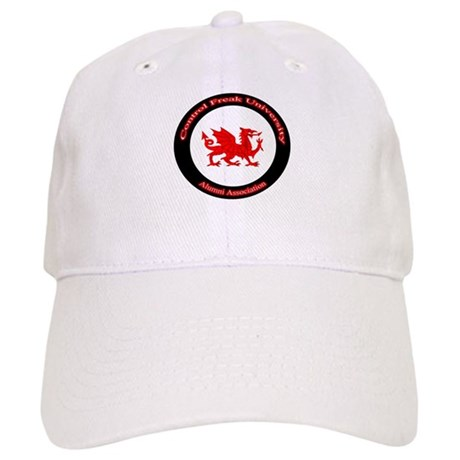 White Dragon Cap