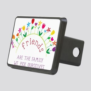Friends Rectangular Hitch Cover