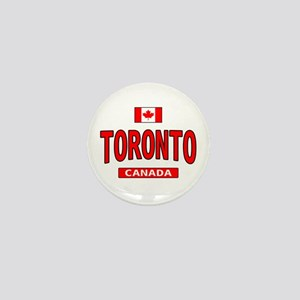 Toronto Canada Mini Button
