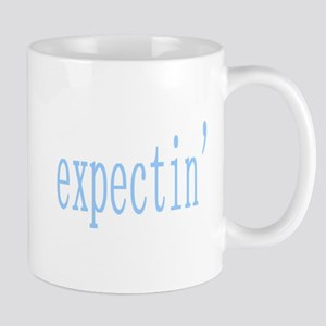 expectin' (baby boy) Mug