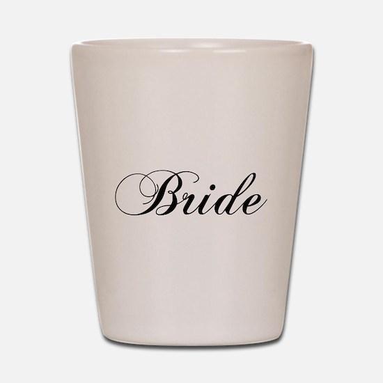 Bride1.png Shot Glass