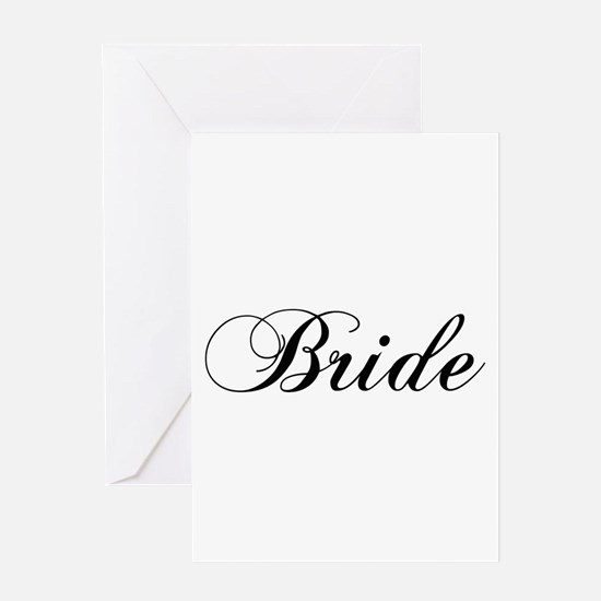 Bride1.png Card Greeting Cards