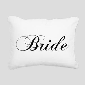 Bride1 Rectangular Canvas Pillow
