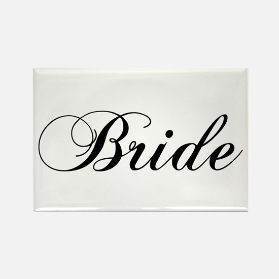 Bride1.png Rectangle Magnet Magnets