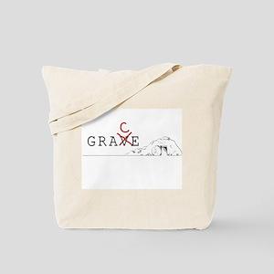 Grace > Grave Tote Bag
