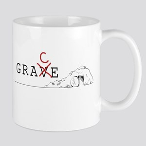 Grace > Grave Mug