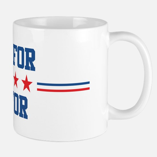 Vote for TREVOR Mug