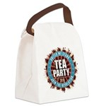 United We Stand 2016 Canvas Lunch Bag