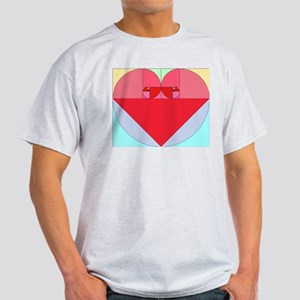 Golden Ratio Heart Light T-Shirt