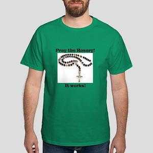 Padre Pio Dark T-Shirt