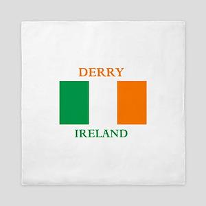 Derry Ireland Queen Duvet