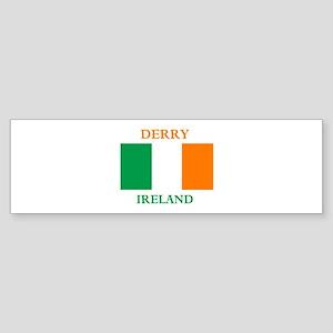 Derry bumper stickers cafepress derry ireland sticker bumper colourmoves