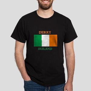 Derry Ireland Dark T-Shirt