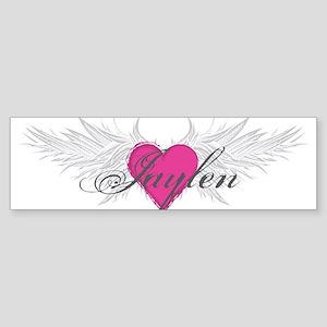 My Sweet Angel Jaylen Sticker (Bumper)