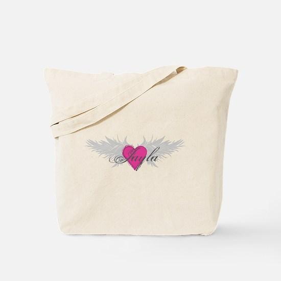 My Sweet Angel Jayla Tote Bag