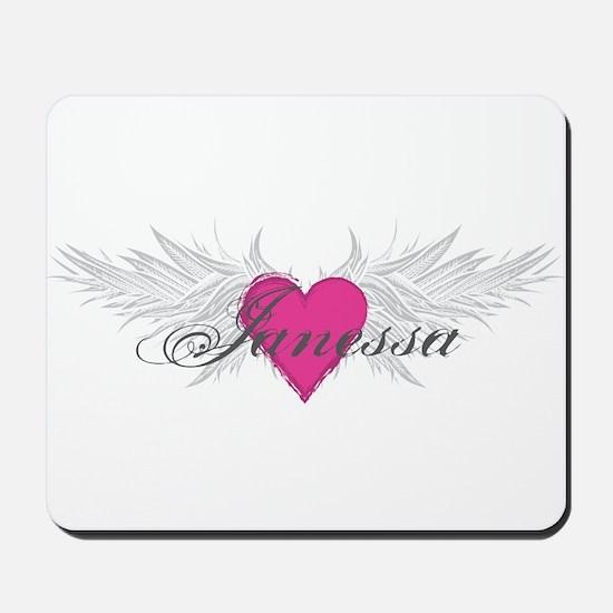 My Sweet Angel Janessa Mousepad