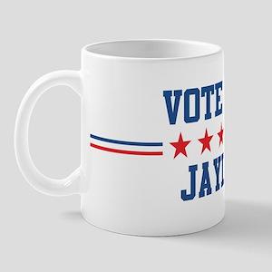 Vote for JAYLAN Mug