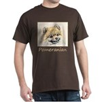 Pomeranian (Orange) Dark T-Shirt