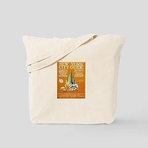 New York City Guide Tote Bag