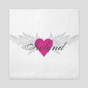 My Sweet Angel Ireland Queen Duvet