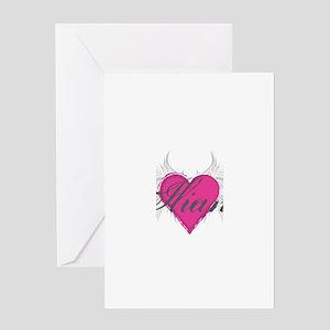 My Sweet Angel Iliana Greeting Card