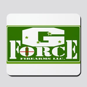 G Force Firearms Mousepad