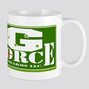 G Force Firearms Mug