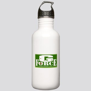 G Force Firearms Stainless Water Bottle 1.0L