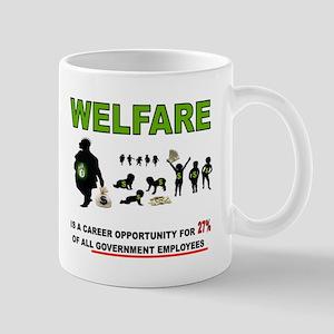 WELFARE Mug